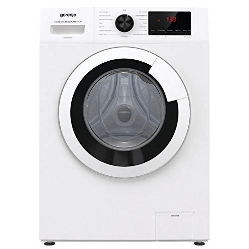 Gorenje WHE 74S3 P Waschmaschine / Rot/ 7 kg/ 1400 U/min/ Edelstahltrommel/ Schnellwaschprogramm/ A+++