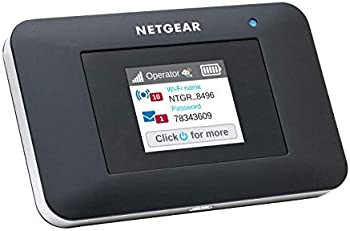 Netgear AirCard 4G LTE Mobile Hotspot With WiFi Router