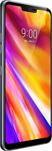 LG G7 ThinQ - Platinum Gray 64GB Sprint - Renewed