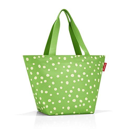 Reisenthel Shopper M Sporttasche, 15 Liter, Spots Green