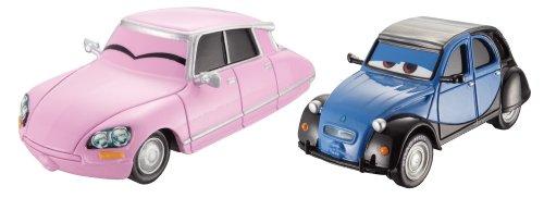Mattel Y0506 – Disney Cars Lot de 2 boîtes de Diecast Assorties