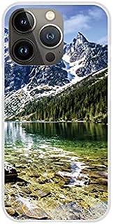 Etui na Apple iPhone 13 Pro - etui na telefon Foto Case - górski potok - guma case obudowa silikonowa wzory
