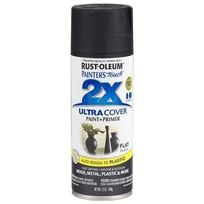 Rust-Oleum PK Painter's Touch Multi Purpose Spray Paint & Ultra Cover