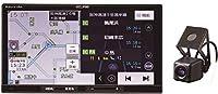 デンソーテン カーナビ ECLIPSE Dシリーズ AVN-D9 7型 ドライブレコーダー内蔵 無料地図更新/フルセグ/Bluetooth/Wi-Fi/DVD/CD/SD/USB/VICS WIDE/タッチパネル/WVGA イクリプス DENSO TEN