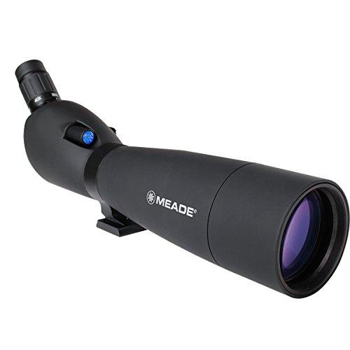 Meade Instruments Wilderness - Telescopio (Negro, Revestimiento múltiple (FMC))