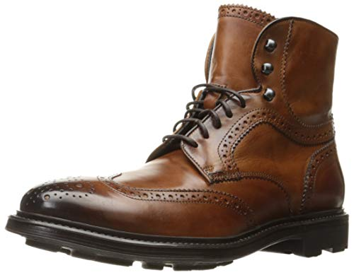 To Boot New York Men's Hobson Combat, Cognac, 8 M US
