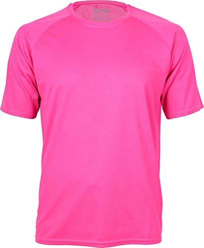 notrash2003® T-shirt de sport basique Medium magenta