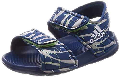 Adidas ALTASWIM I, Sandalias Bebé Unisex, Multicolor (Marley/Ftwbla/Amalre 000), 19 EU