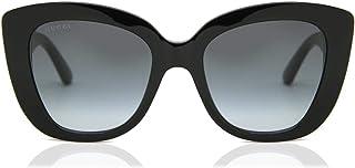 Gucci Women's Sunglasses Cateye GG0327S, Black