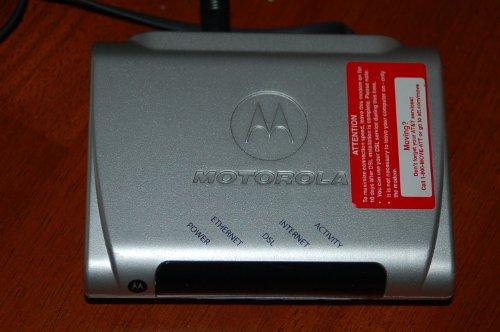 Motorola 2210 DSL Modem