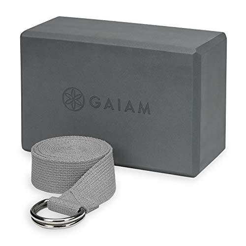 Gaiam Performance Block/Strap Combo from Gaiam