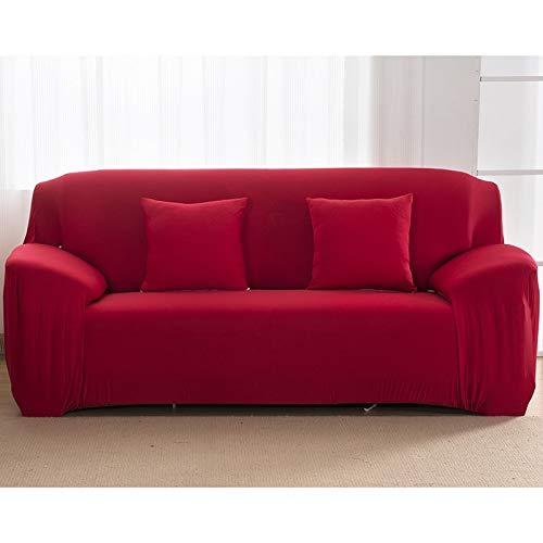 Funda para sofá con Estampado Floral, Toalla para sofá, Fundas para sofá para Sala de Estar, Funda para sofá, Funda Protectora para Muebles, A5, 4 plazas