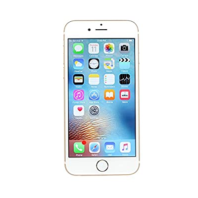 Apple iPhone 6S, 64GB, Gold - For AT&T / T-Mobile (Renewed) from Brightstar Renewed