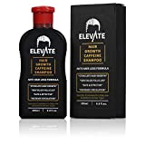 ELEVATE Caffeine Hair Loss Hair Growth Shampoo – Promote Natural Hair Growth with Healthy Ingredients – Anti Hair Loss Formula for Thicker, Fuller, & Stronger Hair for Men & Women