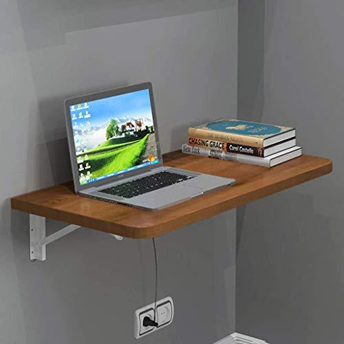 SLRMKK Küchen-Klapp-Esstisch Wandmontierter Computertisch Haushalts-Klapptisch, Aufbewahrungstisch für kleine Werkbänke für Büro/Waschküche