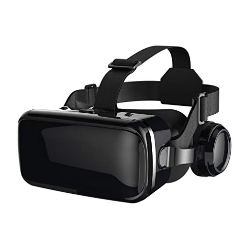 For Sale! YYQX-4X 3D VR Virtual Reality Headset, Full Immersion VR Headset, Universal Virtual Realit...