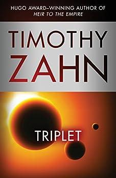 Triplet by [Timothy Zahn]