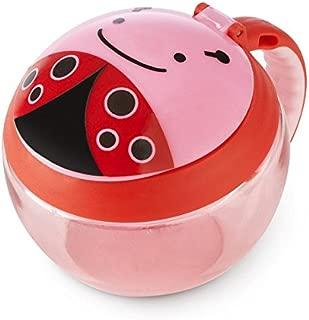 Skip Hop Toddler Snack Cup, Ladybug