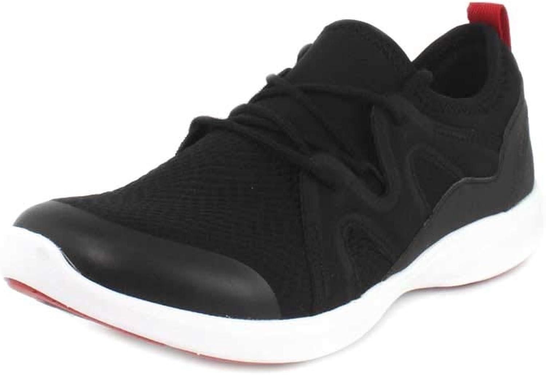 Vionic Women's Storm Casual Sneaker in Navy Black