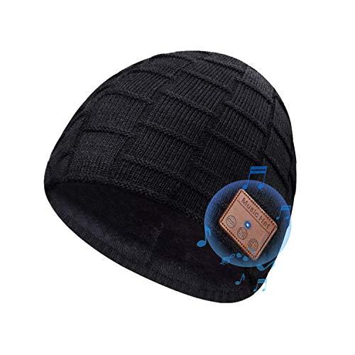 Beanie Mütze Bluetooth Kopfhörer...