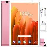 Tablet 10 Pulgadas 4GB RAM + 64GB ROM   TF 128GB Android 10 - DUODUOGO WiFi + Dual SIM 4G Tableta de Llamada Quad-Core...