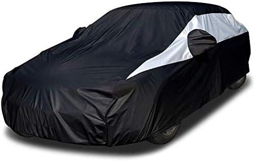 Lightweight Car Cover (Jet Black) for Camry,...