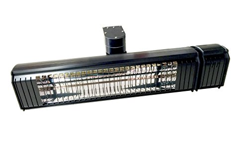 Solar Comfort 1500 Infrared heater with full up...