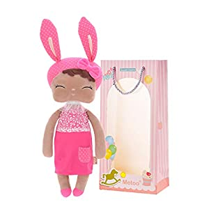 Me Too Baby Girl Gifts First Baby Doll for Shower Jesus Plush Doll 16 Inch in Gift Bag