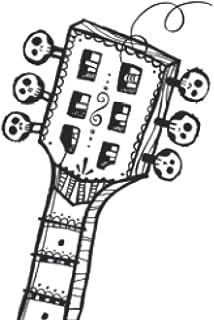 Songwriter's Journal: Guitar Lyrics/Tabs/Chords Notebook