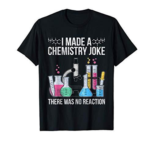 Broma Divertido Ciencia Elemento Químico Laboratorio Química Camiseta