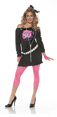 UNDERWRAPS Women's Awesome 80's Costume - Large