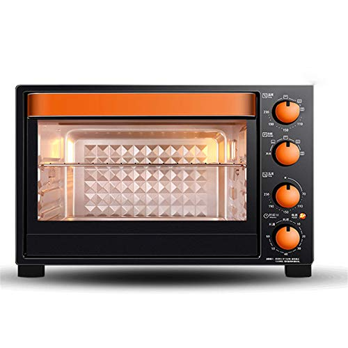 41k8x 6d3jL. SS500  - Oven Built-in Electric Double Oven & timer Built In Double Oven - Stainless Steel 2000 W Mini Oven Mini Oven Powerful
