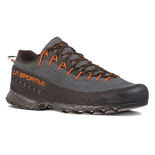 La Sportiva TX4 Hiking Shoe - Men's, Blue/Papaya, 42