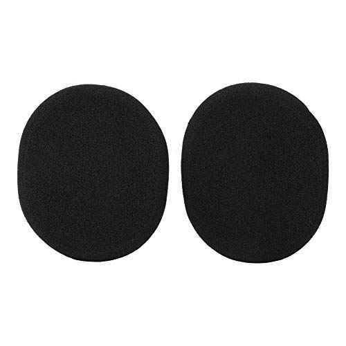Ohrpolster Kissen Ersatz Ohrenschützer Ohrpolster Ersatzpolster für Logitech H800 Kopfhörer