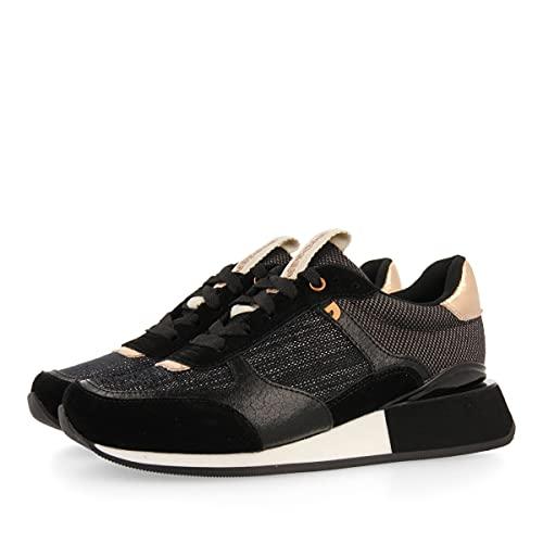 Gioseppo Baltimore, Zapatillas Mujer, Negro, 39 EU