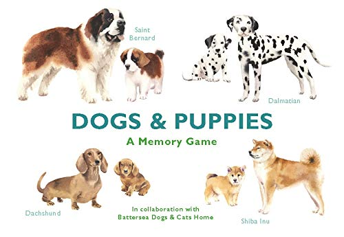 Dogs & Puppies: A Memory Game (G...