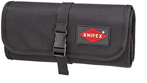 KNIPEX Bolsa portaherramientas 8 compartimentos vacía 00 19 58 LE