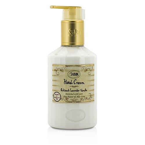 Sabon Hand Cream - Patchouli Lavender Vanilla (With Pump) 200ml