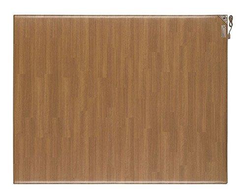 パナソニック かんたん床暖ヒーター一体型 3畳相当 SIAA抗菌 木目ライトベージュ DC-3V3R-MC