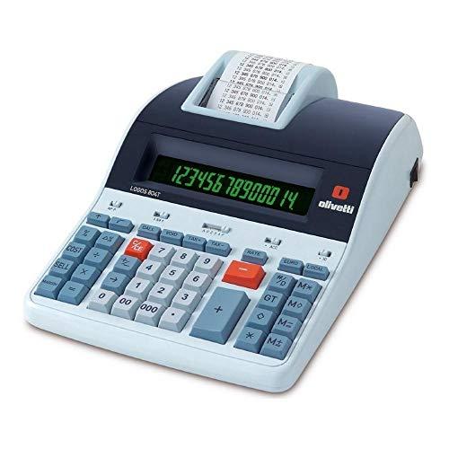 Calculadora de Mesa Olivetti Logos 804t