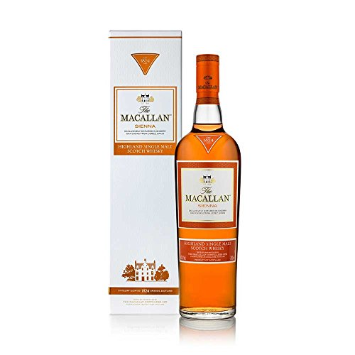 The Macallan Sienna Whisky Escocés - 700 ml