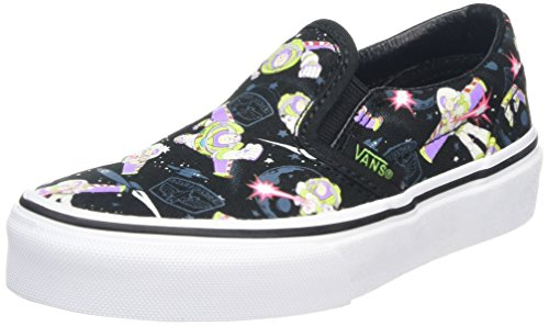 Vans Slip-On, Zapatillas Infantil, Multicolor (Toy Story), 33 EU