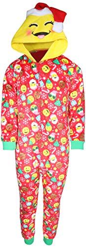 Sleep On It Girl#039s Micro Fleece Onesie Pajamas with Character Hood Owl Size 7/8