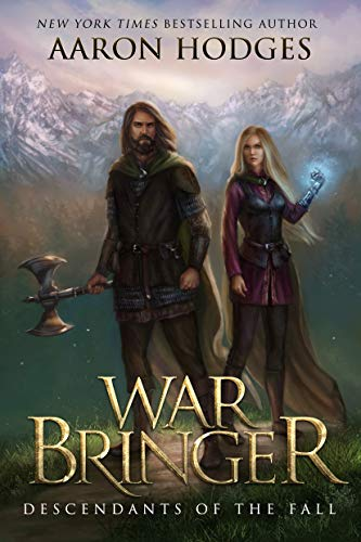 Warbringer: An Epic Fantasy Adventure (Descendants of the Fall Book 1) (English Edition)