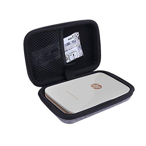 Aenllosi Funda Caso para HP Sprocket Plus & Sprocket Select Impresora fotográfica portátil para Zink Papeles fotográficos