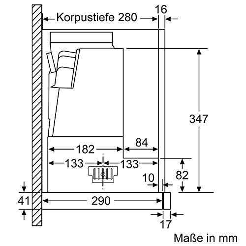 Bosch DFR067A50 Serie 4 Flachschirmhaube - 7