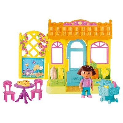 Mattel - Jeu éducatif électronique - Marche Bilingue De Dora