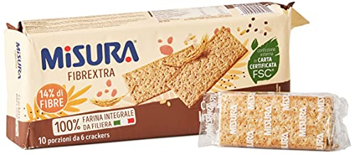 Misura Crackers Integrali, 385g