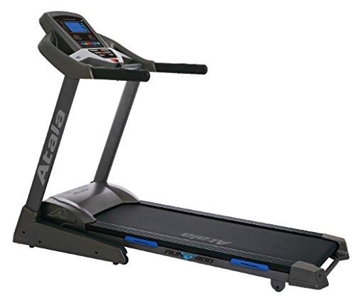 Atala Runfit 900 Tapis roulant con lettore MP3 USB fino a 130 kg