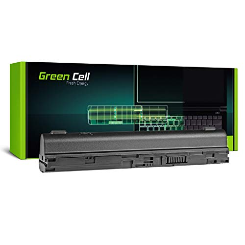 Green Cell Extended Serie AL12B31 AL12B32 AL12B72 Akku für Acer Aspire One 725 756 | Acer Aspire V5-121 V5-131 V5-171 Laptop (4 Zellen 2200mAh 14.8V Schwarz)